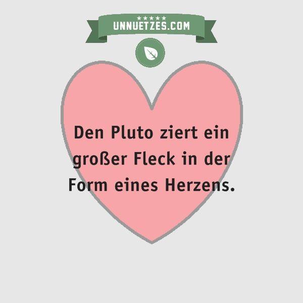 Ein Herz für Pluto