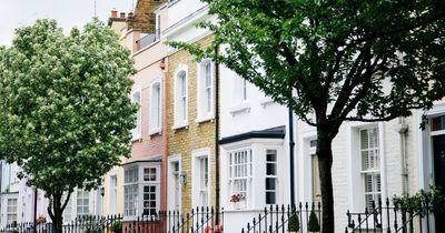 Achtung: Dieses Zeichen an Häusern bedeutet nichts Gutes