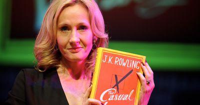 Joanne K. Rowling verrät Geheimnis über ihre Erfolgsreihe