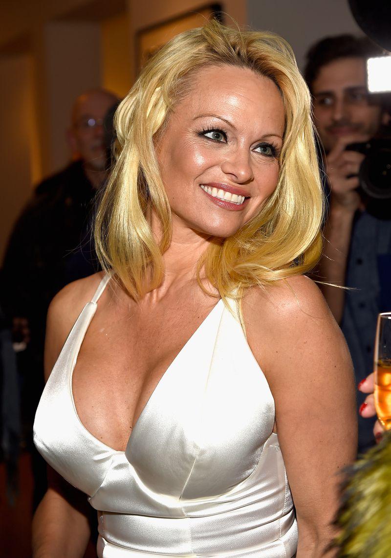 So sieht Pamela Anderson heute aus