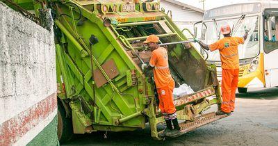 Wie viel verdienen eigentlich Müllmänner?