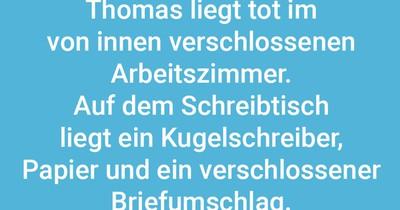 Thomas' Todesursache