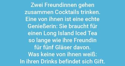 Giftige Cocktails
