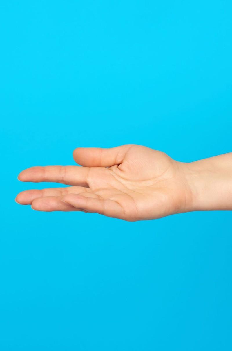 Wie viel kleiner ist dein kleiner Finger als dein Ringfinger?