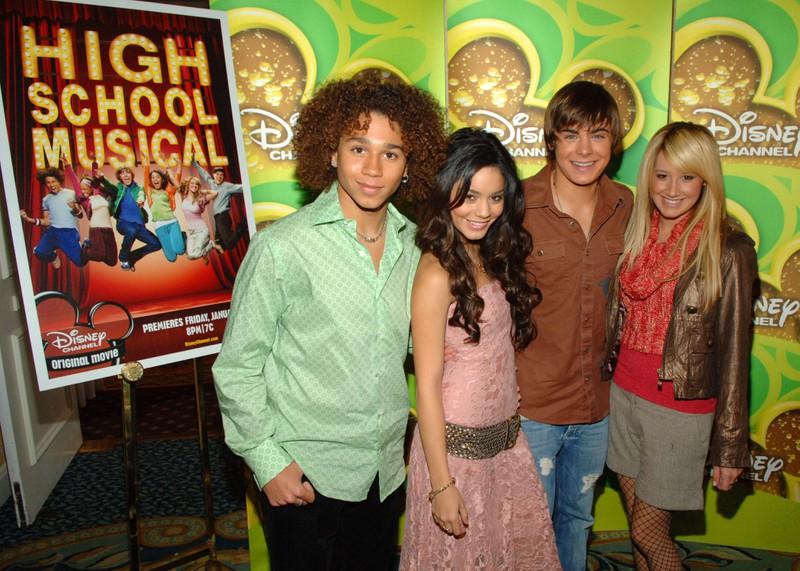 Die High School Musical TV-Serie