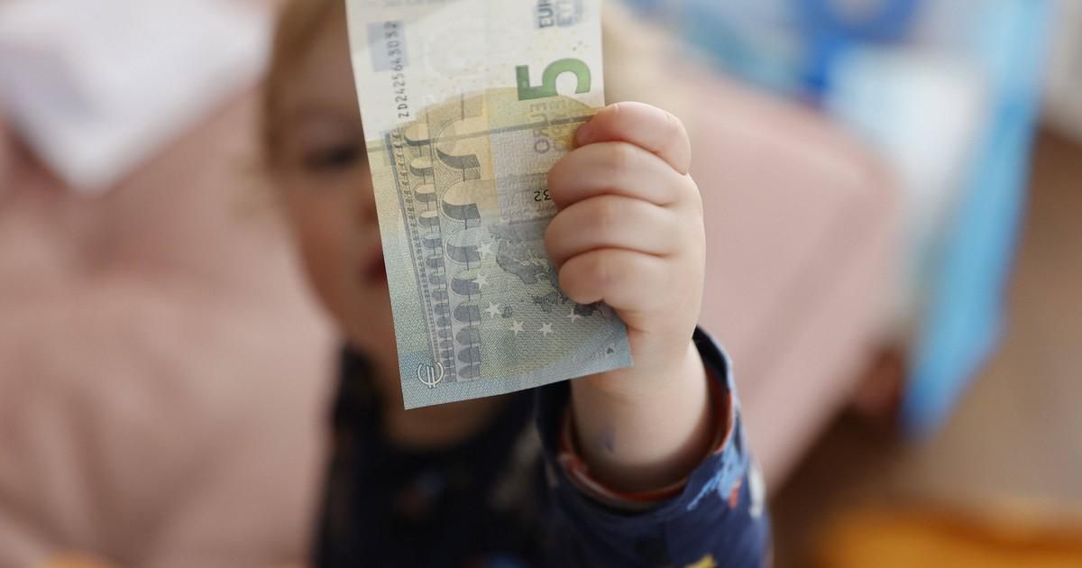 Wie viel Taschengeld sollten Kinder kriegen?