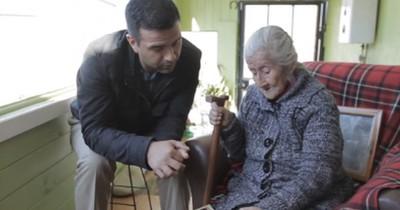 Mit 92 erfährt diese Frau, was sie 50 Jahre lang in sich trug