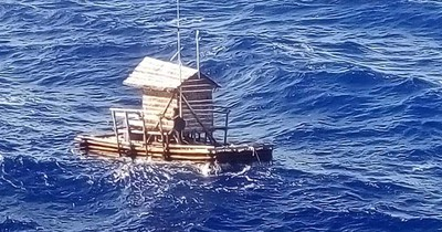 Teenager nach 49 Tagen aus Seenot gerettet