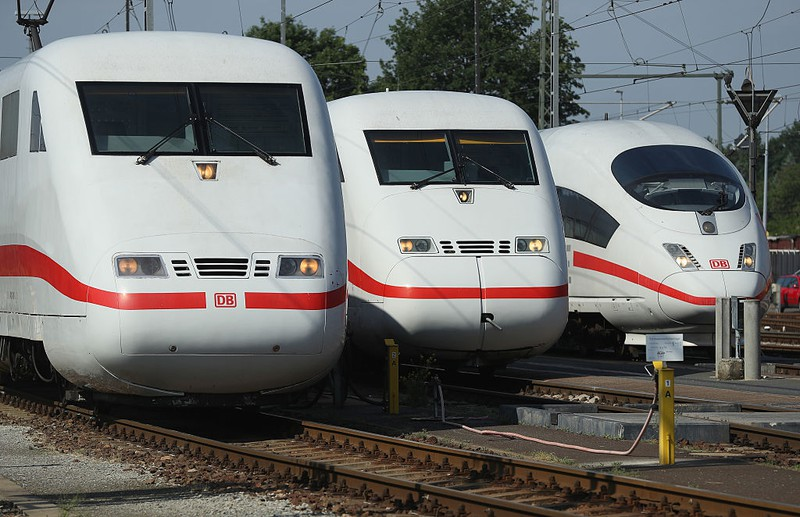Wegen Sanierung: Deutsche Bahn sperrt zahlreiche Strecken