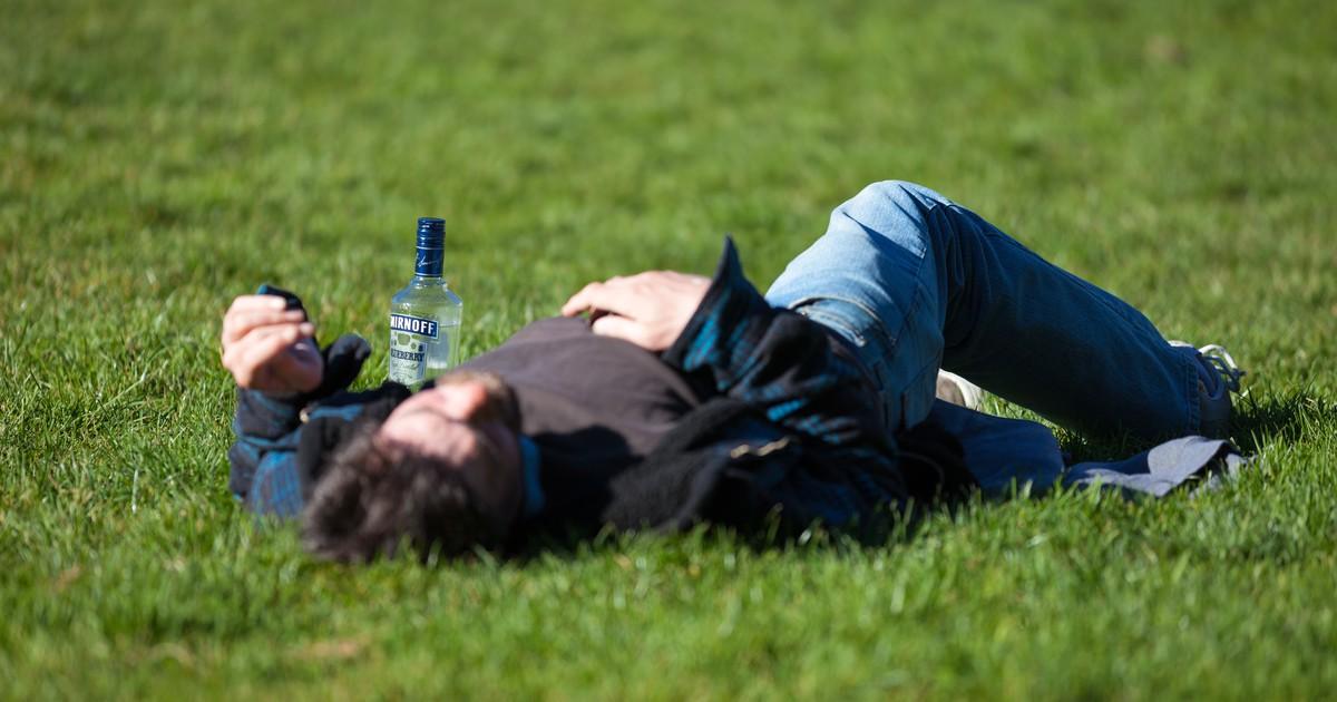 Mögliche Strafen für betrunkene Fußgänger