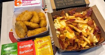 McDonald's Produkte, die es in Deutschland nicht gibt