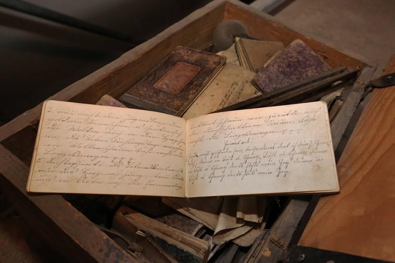 Sie lebte im Altersheim, doch erst nach ihrem Tod fand man einen Brief, der ihr Innerstes zeigte