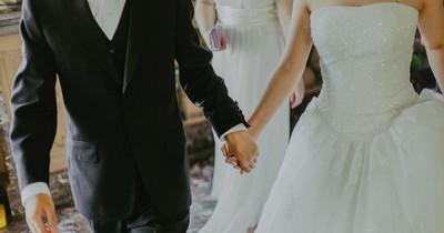 Paar darf wegen Scherz vom Bräutigam nicht heiraten