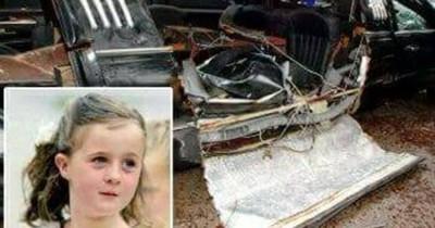 Siebenjähriges Mädchen wird bei einem Unfall enthauptet
