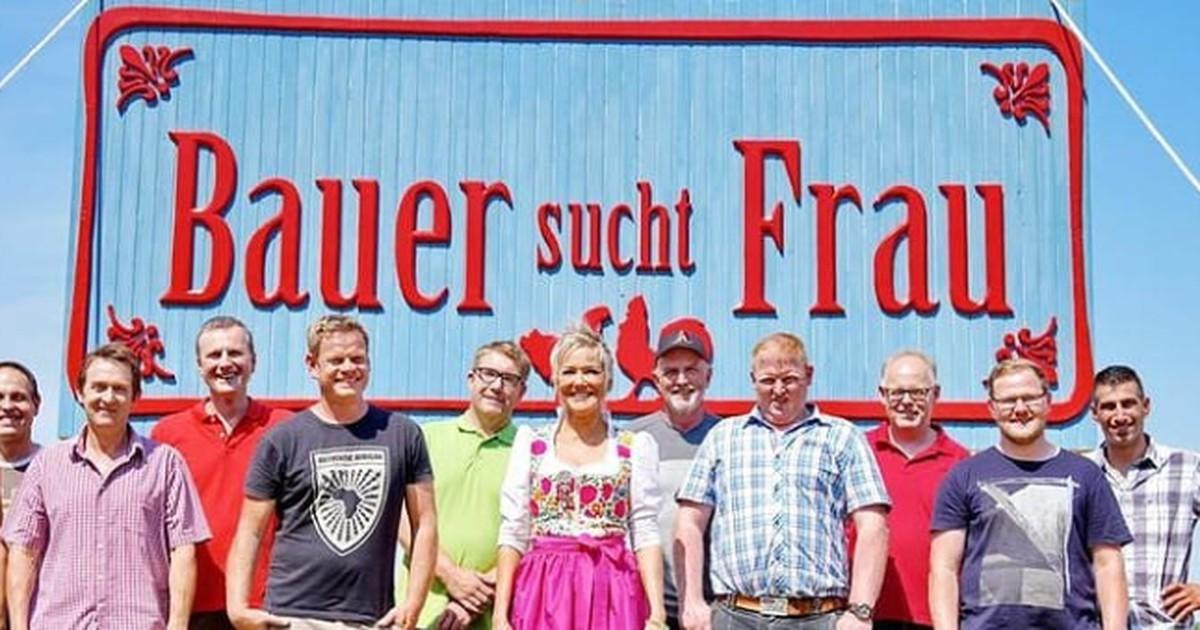 """Eklat bei """"Bauer sucht Frau"""": Das Geheimnis von Bauer Guy"""