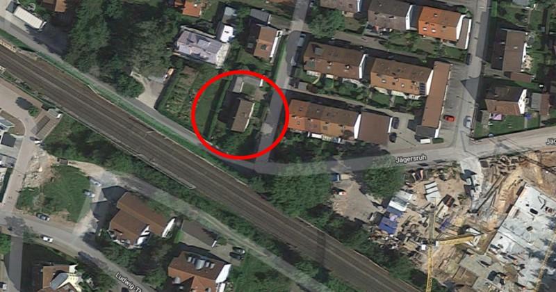 Mysteriöse Entdeckung bei Haus-Abriss