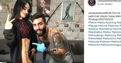 Instagram-Star lässt sich tätowieren - Das ganze Netz lacht