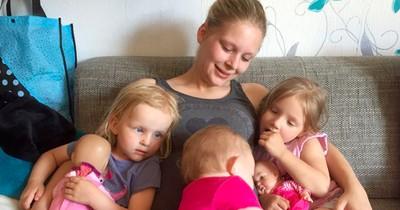 Fünffache Mutter mit 21 Jahren