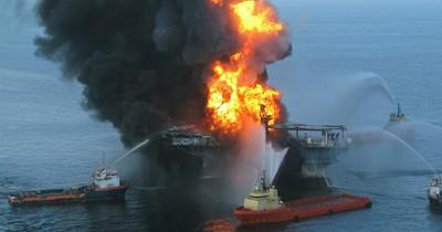 Seit 14 Jahren läuft Rohöl aus Lecks von Bohrinseln in den Golf von Mexiko