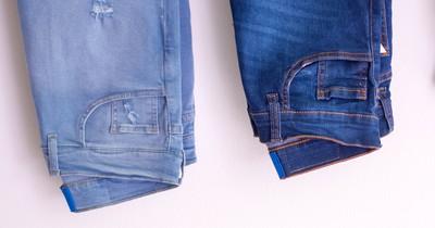Wofür ist die fünfte Jeanstasche wirklich da?