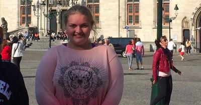 Sie nahm 63 Kilo ab, um in ihr Abschlussballkleid zu passen: