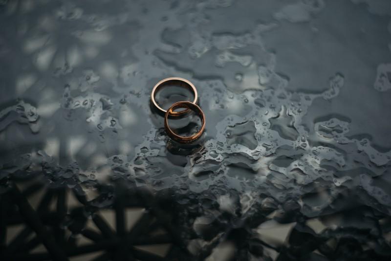 """Die Braut trennt sich wenige Minuten nach dem """"Ja""""-Wort wieder von ihrem Mann"""