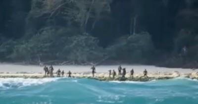 Diese Insel wurde noch nie erforscht - denn ihre Bewohner töten alle Besucher