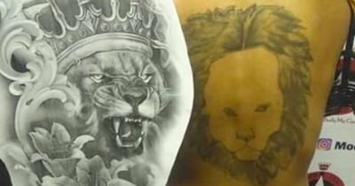 12 Tattoos, die so richtig schiefgegangen sind