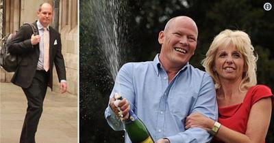 Paar gewinnt 110 Millionen und wird von Sohn verklagt