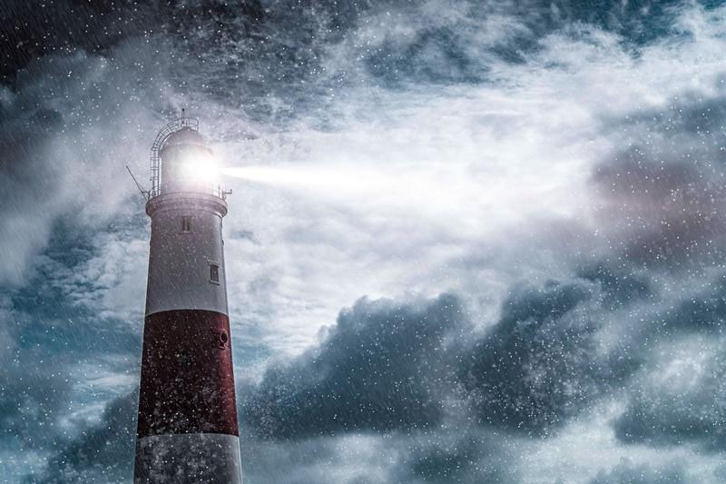 Beim Eilean-Mor-Leuchtturm sind drei Menschen einfach verschwunden.