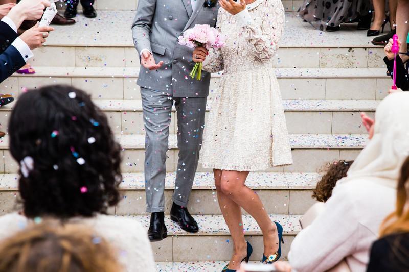 Bräutigam sieht seine Braut zum ersten Mal - und ist schockiert