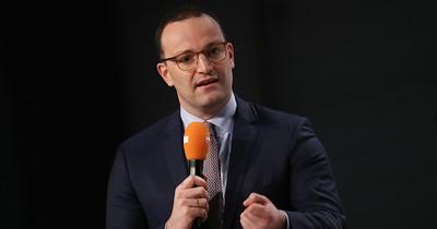 Gesundheitsminister Spahn (CDU): Renteneintrittsalter muss steigen
