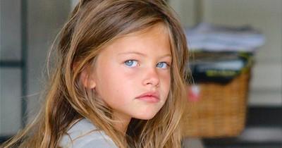 """Schon mit 6 Jahren war sie das """"schönste Mädchen der Welt"""""""