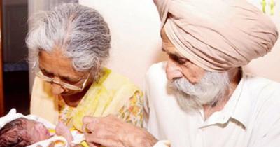 72-Jährige wird älteste Mutter der Welt