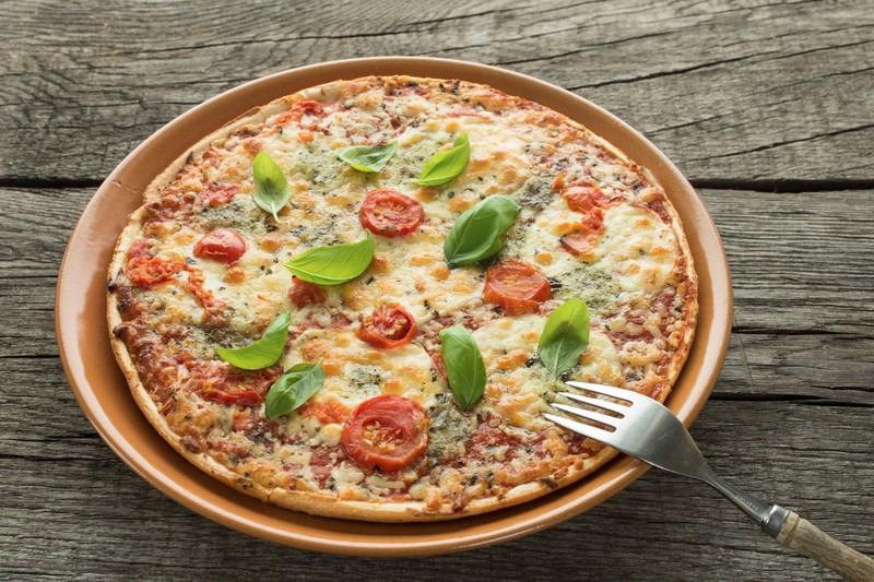 In Berlin Reinickendorf werden die meisten Pizzen Europas hergestellt.