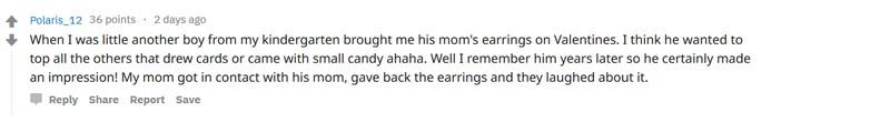 Kind tauschte den Ehering seiner Mutter gegen eine Halskette - nun sucht sie auf Reddit danach