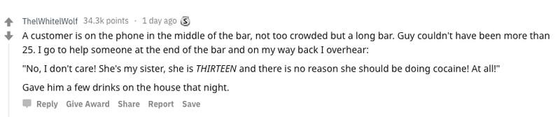 Die seltsamsten Gespräche, die Barkeeper mitbekommen haben