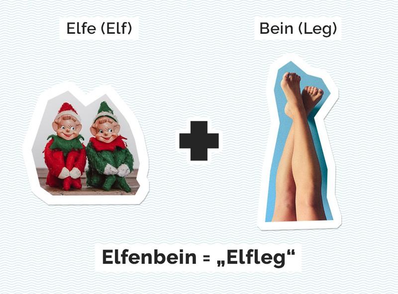 17 deutsche Wörter, die als Übersetzung total witzig sind