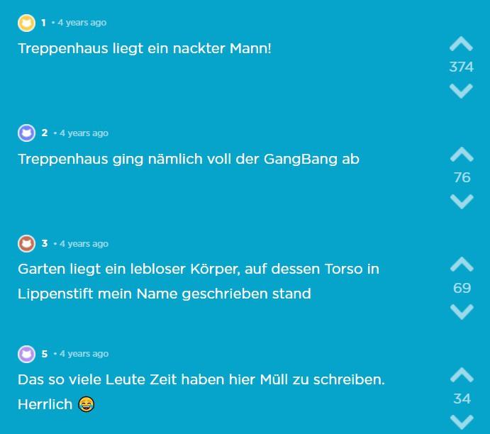 Screenshot eines Jodel-Posts zum Thema ONS.