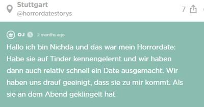 OJ hat ein Tinder-Date, doch es läuft anders als er dachte