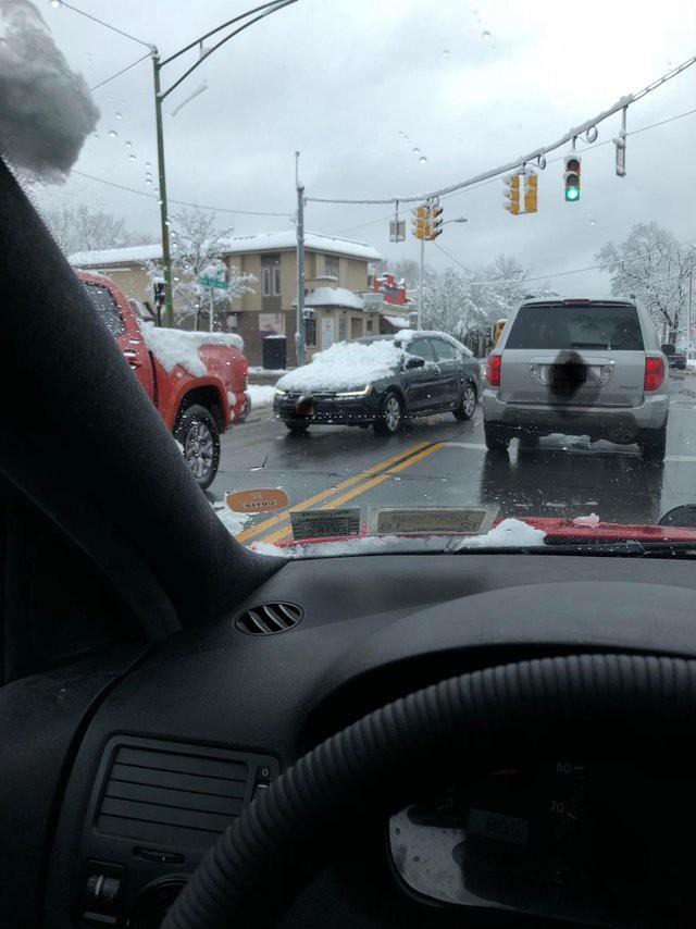 10 Autofahrer, die scheinbar keine Regeln befolgen wollen