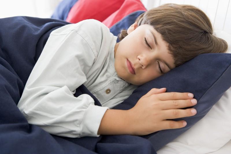 Schon in der Jugend machen Menschen die komischsten Sachen im Schlaf