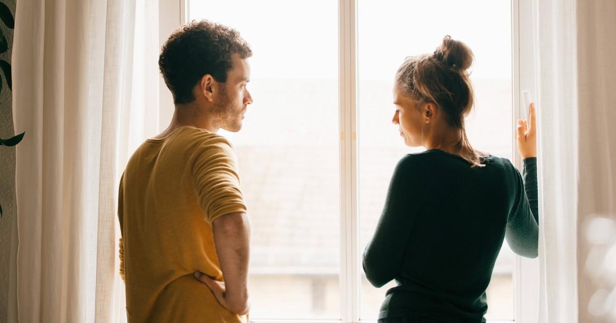 Redest du mit deinem Partner über deinen Stuhlgang?