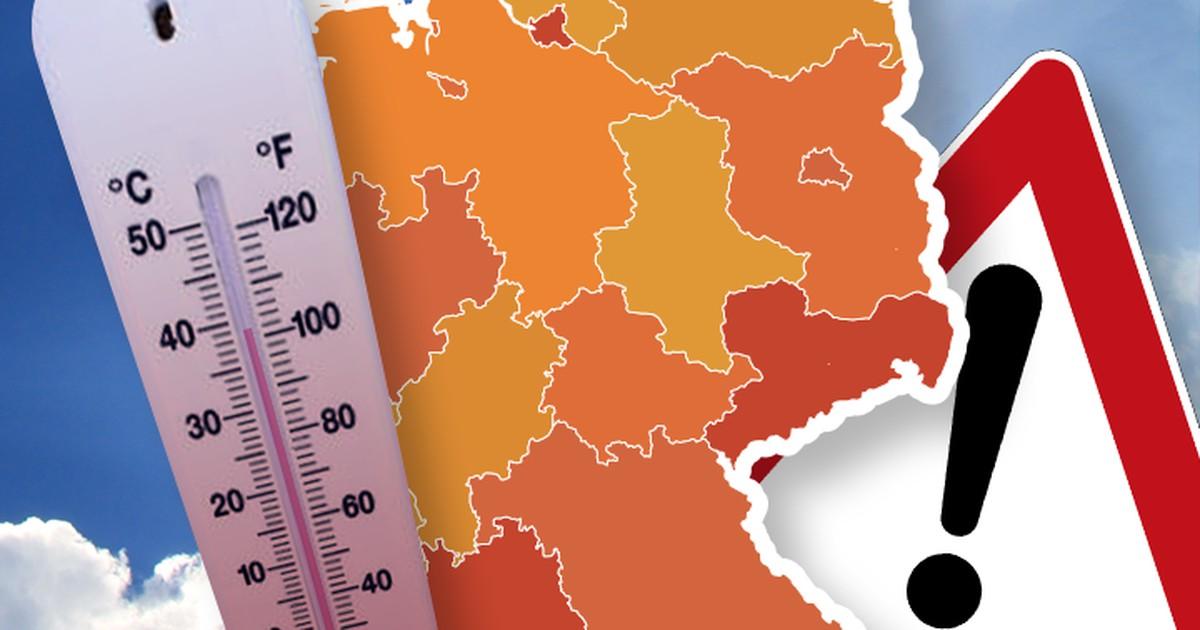 Hitzewelle: So schützt ihr euch vor den hohen Temperaturen