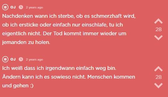Der zehnte Jodel des Jodel Beitrags.