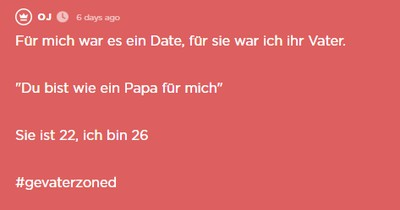 Horrordates auf Jodel Part II