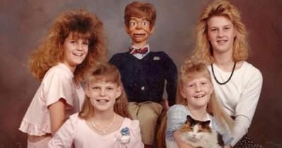 Familienfotos, die so furchtbar sind, dass du dich über deine Familie freuen wirst