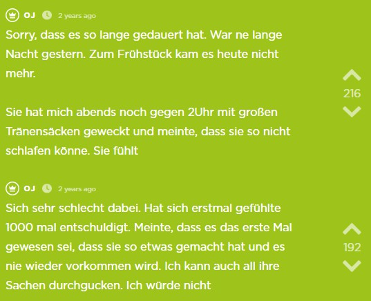 Der neunte Jodel des Jodel Beitrags.