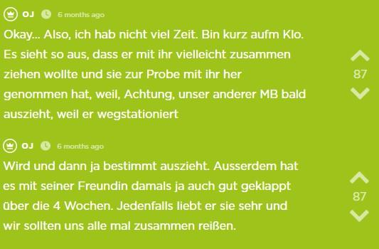 Der vierzehnte Jodel des Jodel Beitrags.