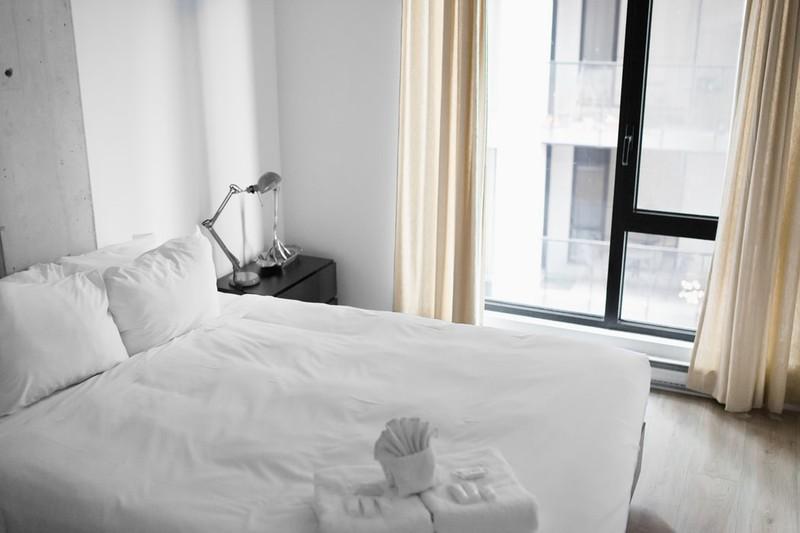 Hotelzimmer für zwei Personen